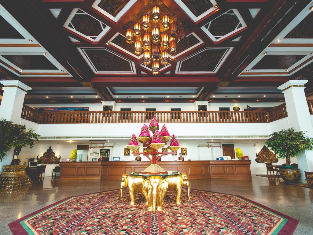 The Empress **** in Chiang Mai
