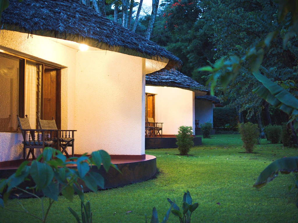 Ilboru Safari Lodge ** in Arusha