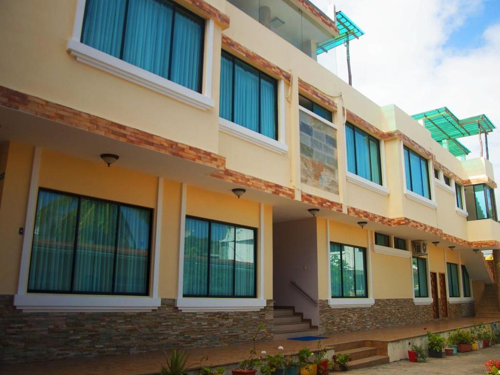 Hotel Flamingo *** auf Santa Cruz