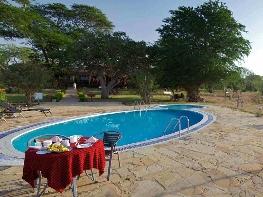 Ashnil Aruba Lodge **** in Tsavo East-Nationalpark