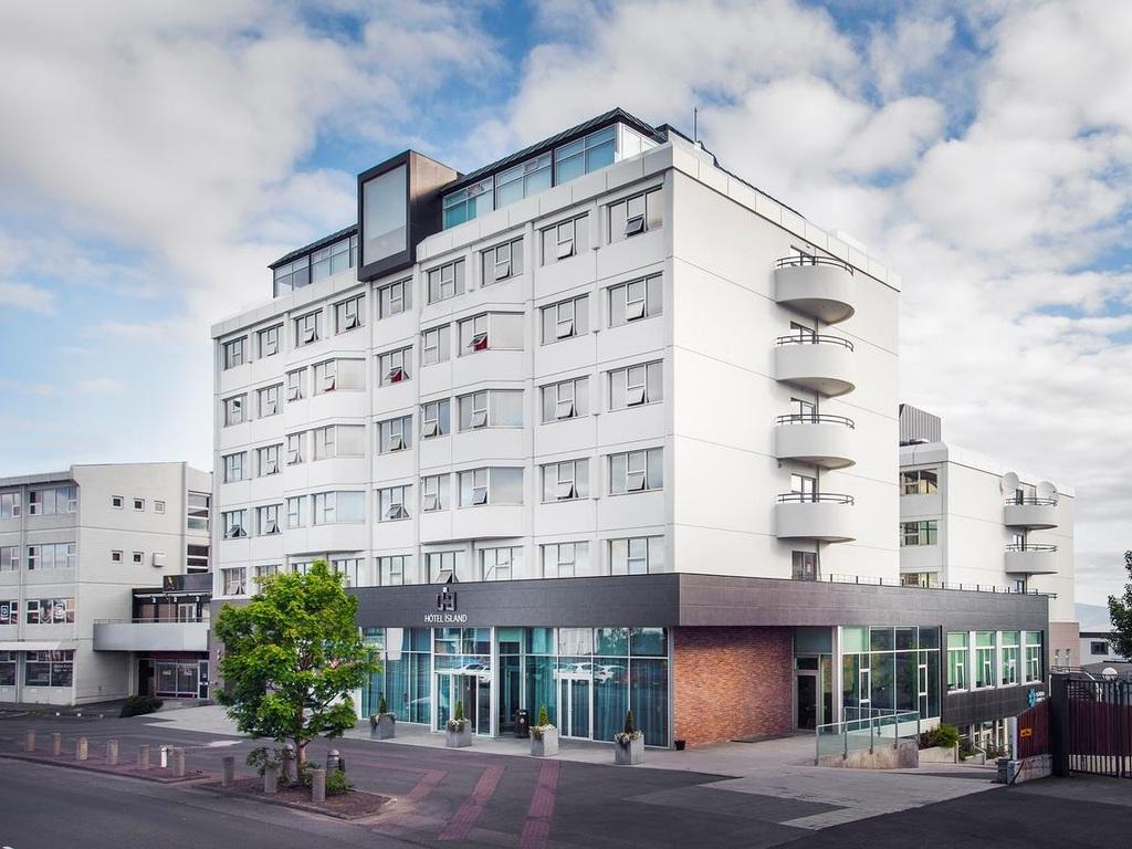 Hotel Ísland **** in Reykjavík