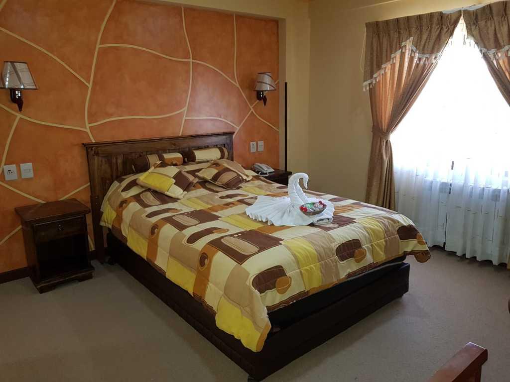 Samay Wasi ** in Uyuni