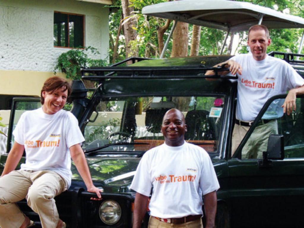 Unser Team in Kenia und Tansania