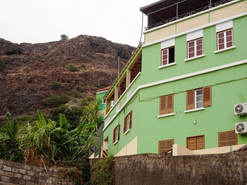 Pension Jardim ** in Ribeira Brava