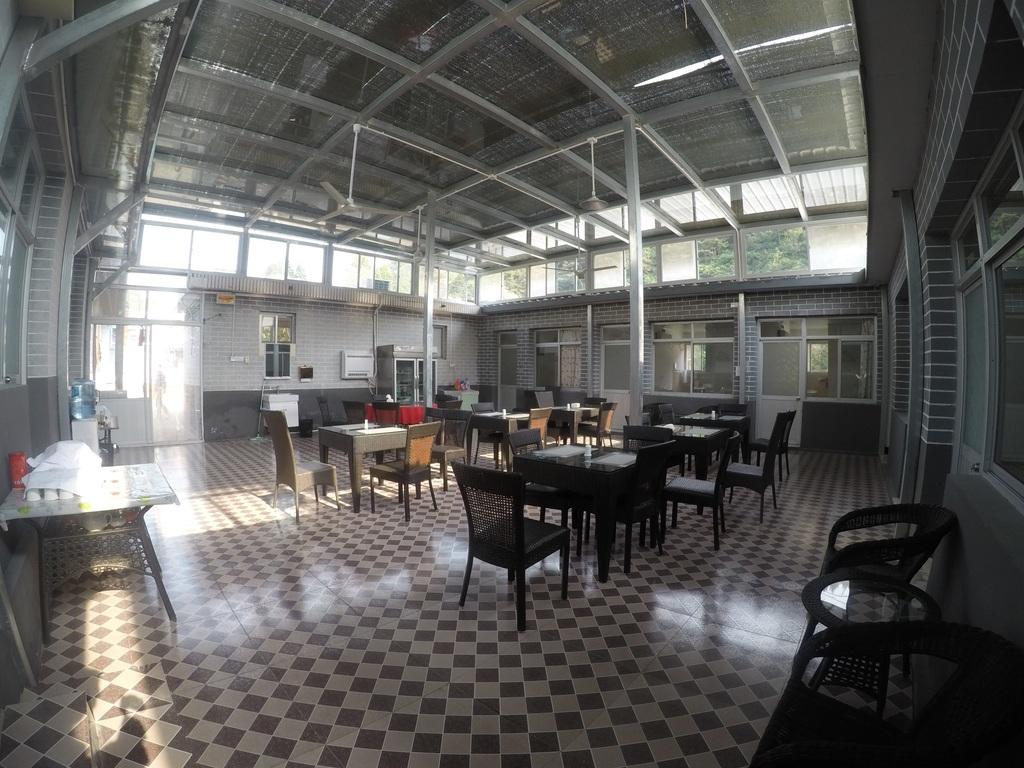 einfaches Gästehaus in Gubeikou