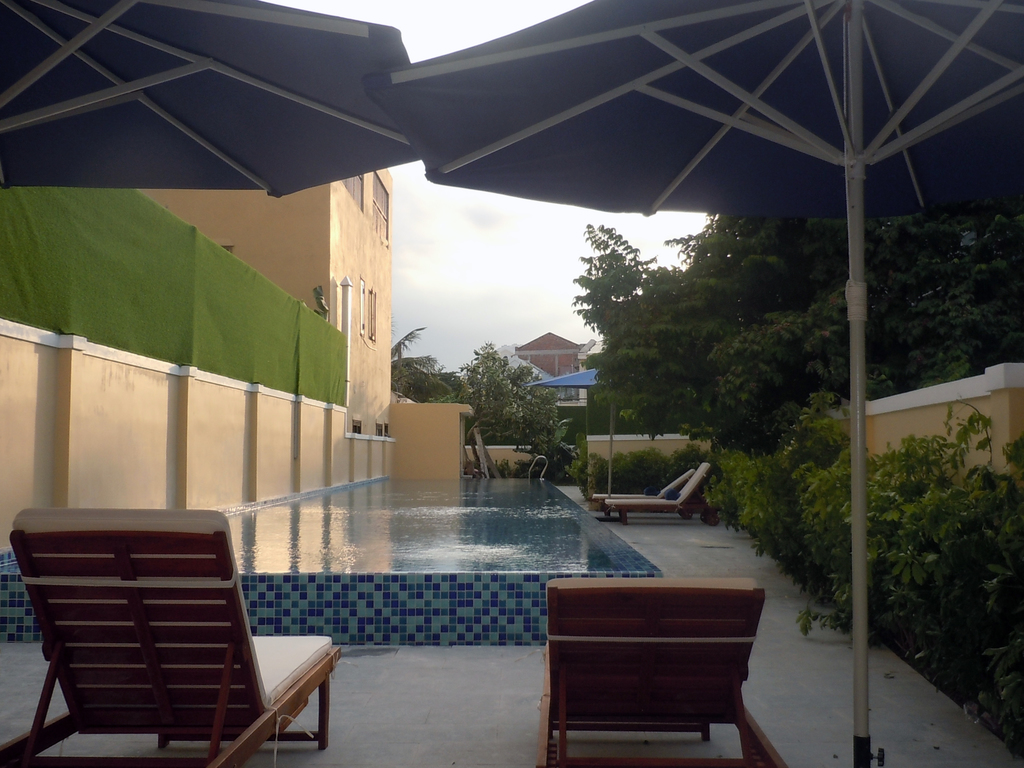 Hotel Hoi An River Green Boutique**** in Hoi An