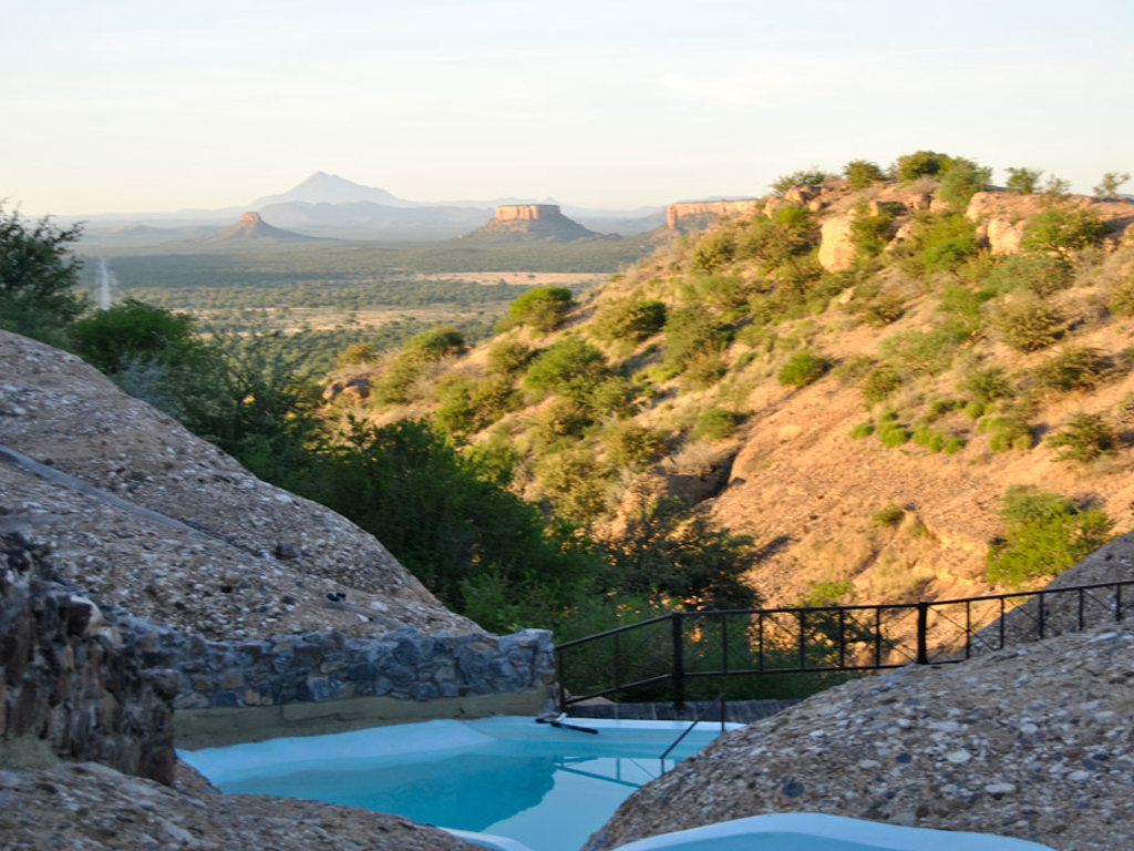 Ugab Wilderness Lodge **(*) in Brandberg
