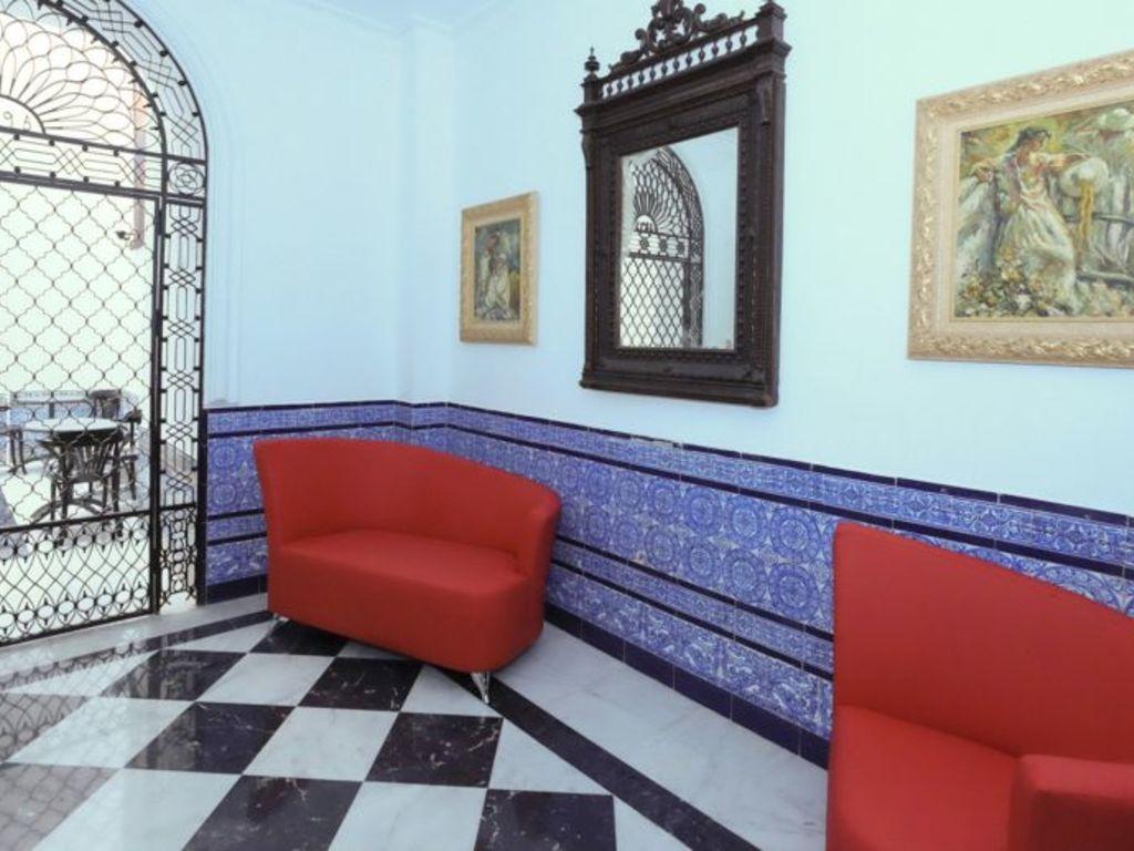 Cool Hotel Sevilla ** in Sevilla