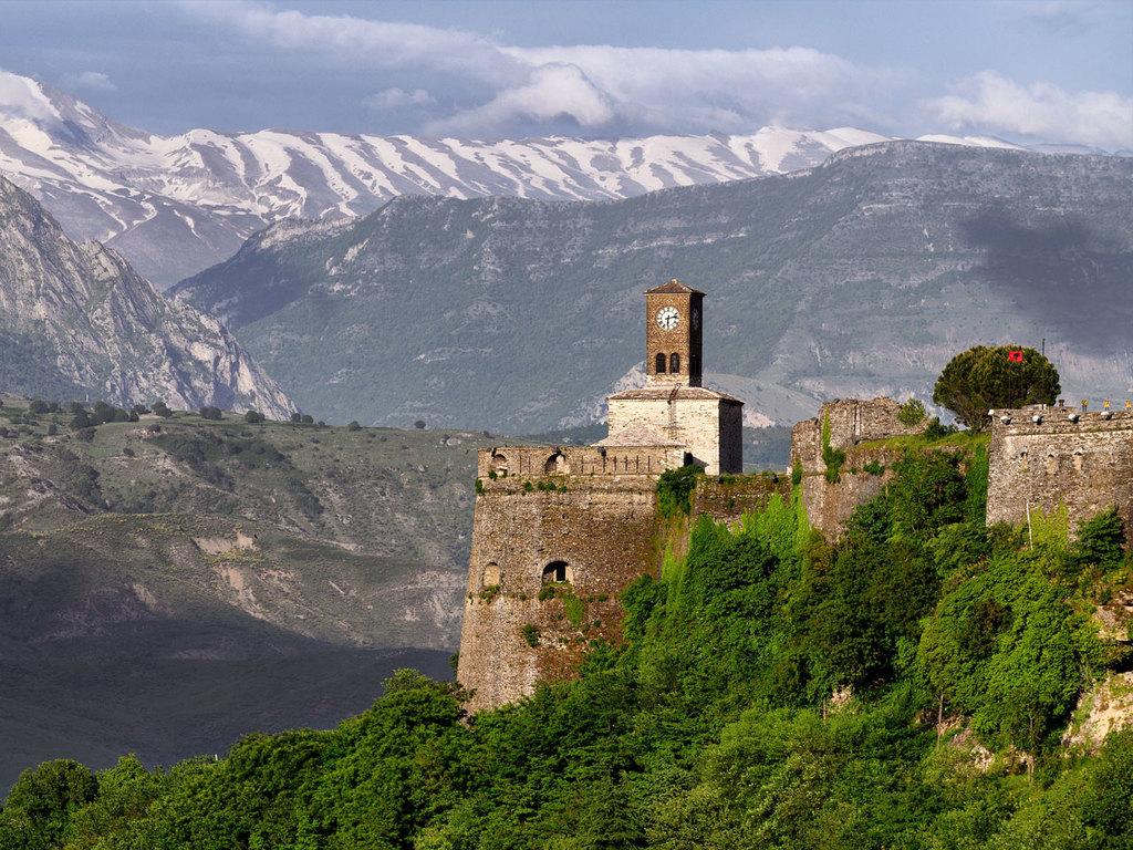 Festung von Gjirokastra