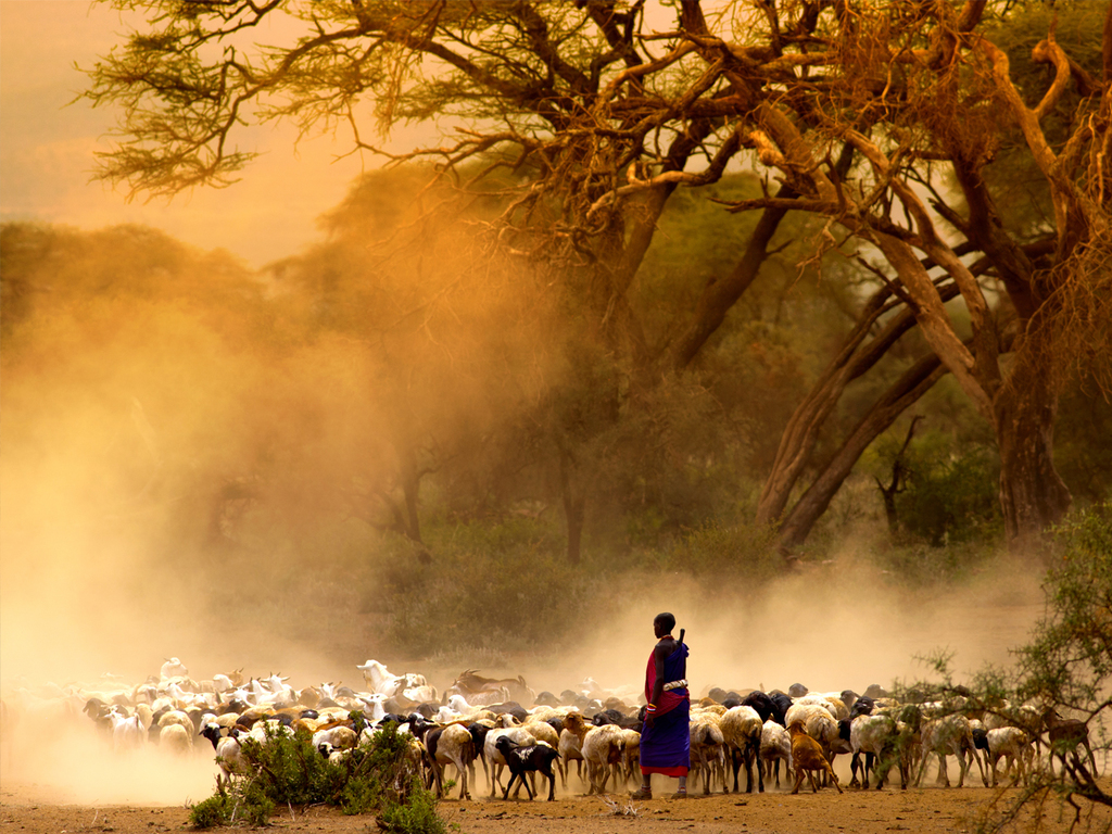 Naivasha – Loita Hills: Begegnung und Spaziergang mit dem Volk der Masai in Maji Moto
