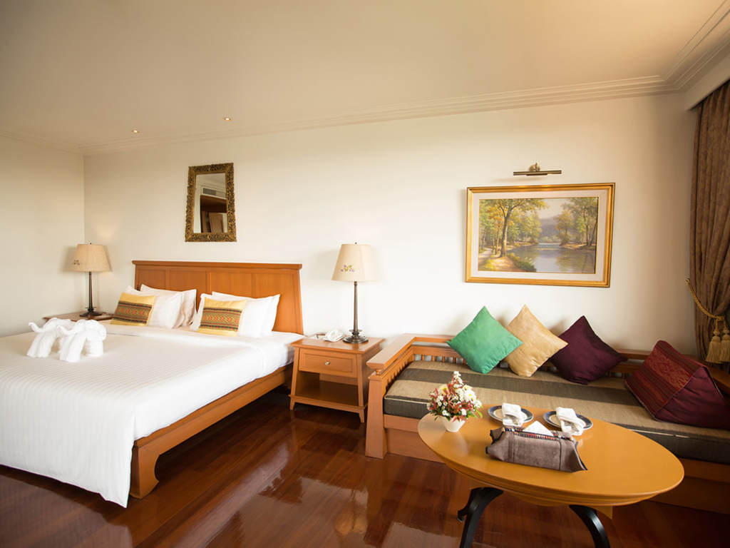The Imperial River House **** in Chiang Rai