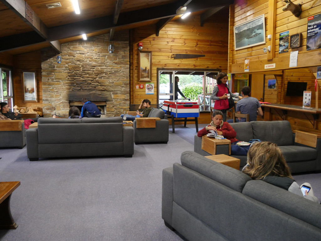 Kiwi Holiday Park ** in Te Anau