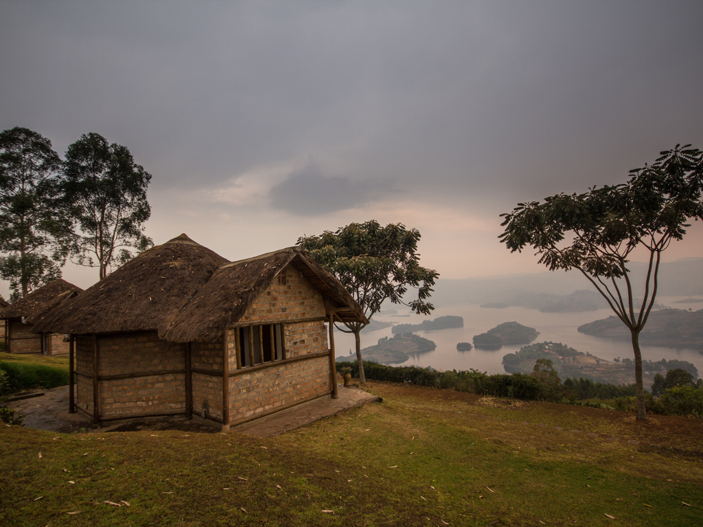 Arcadia Cottages *** am Bunyonyi-See