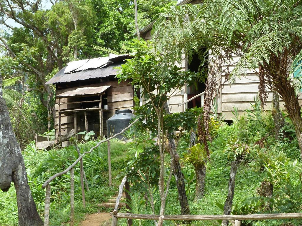 Schutzhütte Aguada de Joaquin beim Sierra Maestra Trekking