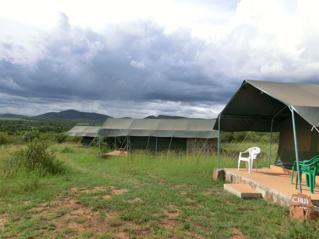Fisi Tented Camp ** am Nationalreservat Masai Mara