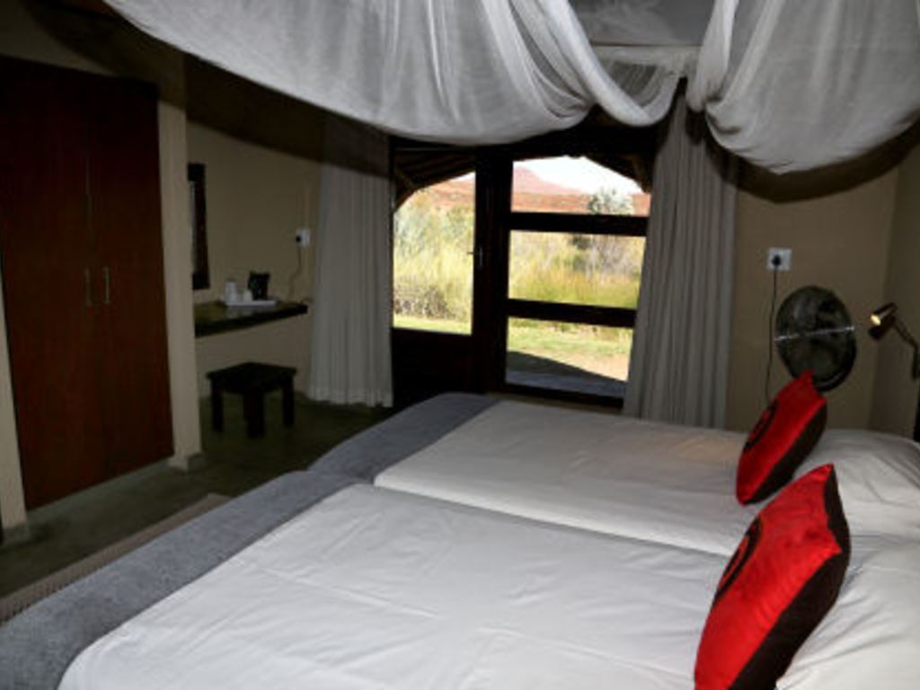 Palmwag Lodge *** in im Damaraland