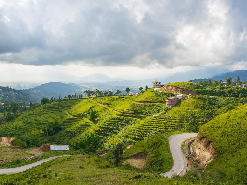 Kathmandu – Chitwan-Nationalpark: mit dem Linienbus zum Chitwan N.P., Dorf der Tharu