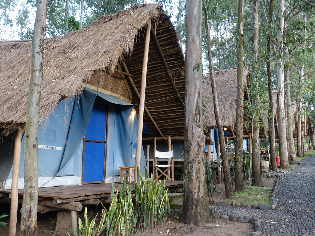 Eco-Omo Lodge **(*) in Jinka