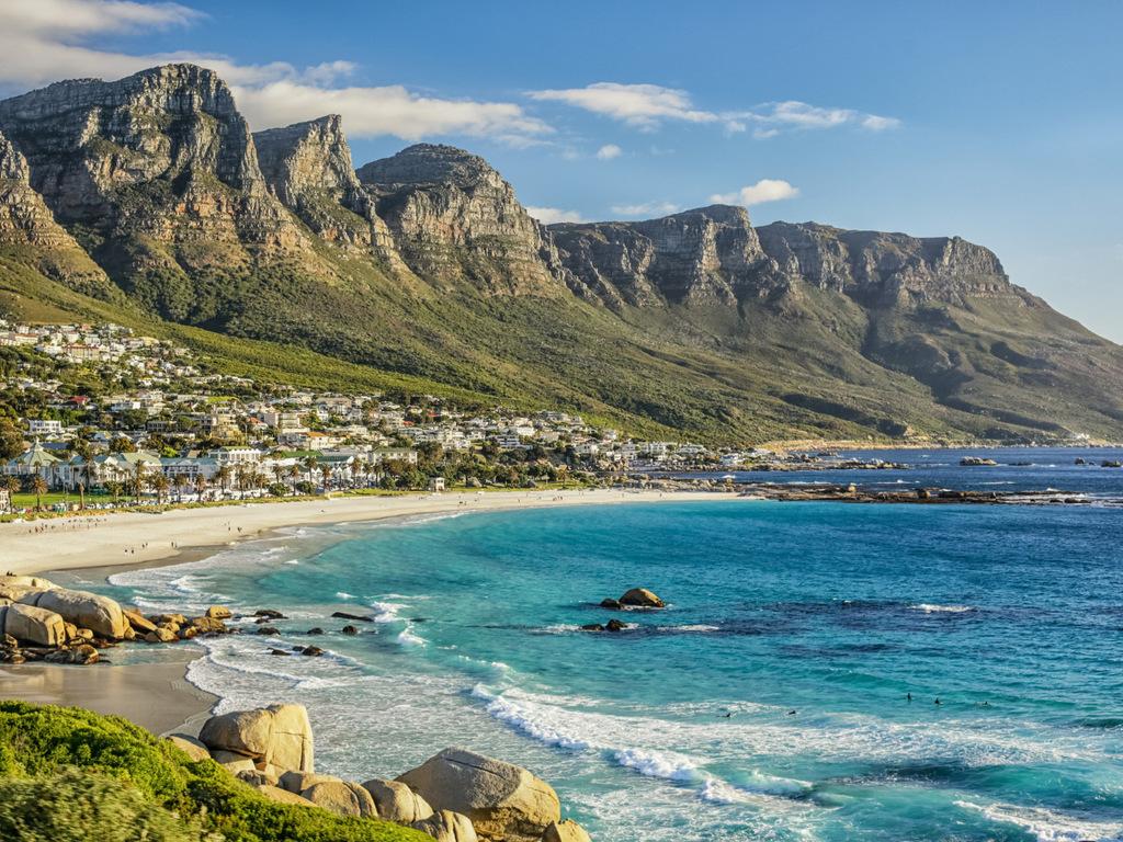 Kapstadt und Kap-Halbinsel : Kap-Halbinsel, Kap der Guten Hoffnung, Simon's Town und Spaziergang zu den Pinguinen, Kirstenbosch National Botanical Garden