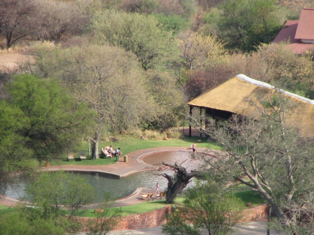 Waterberg Park Camp **(*) am Waterberg Plateau Park