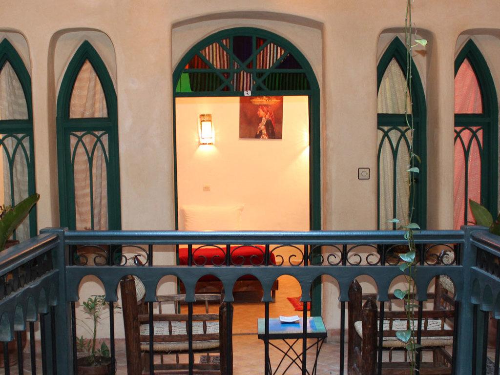 Riad Dar El Qdima*** in Essaouira