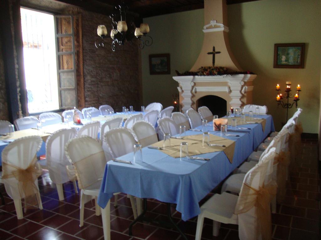 Posada Los Bucaros *** in Antigua