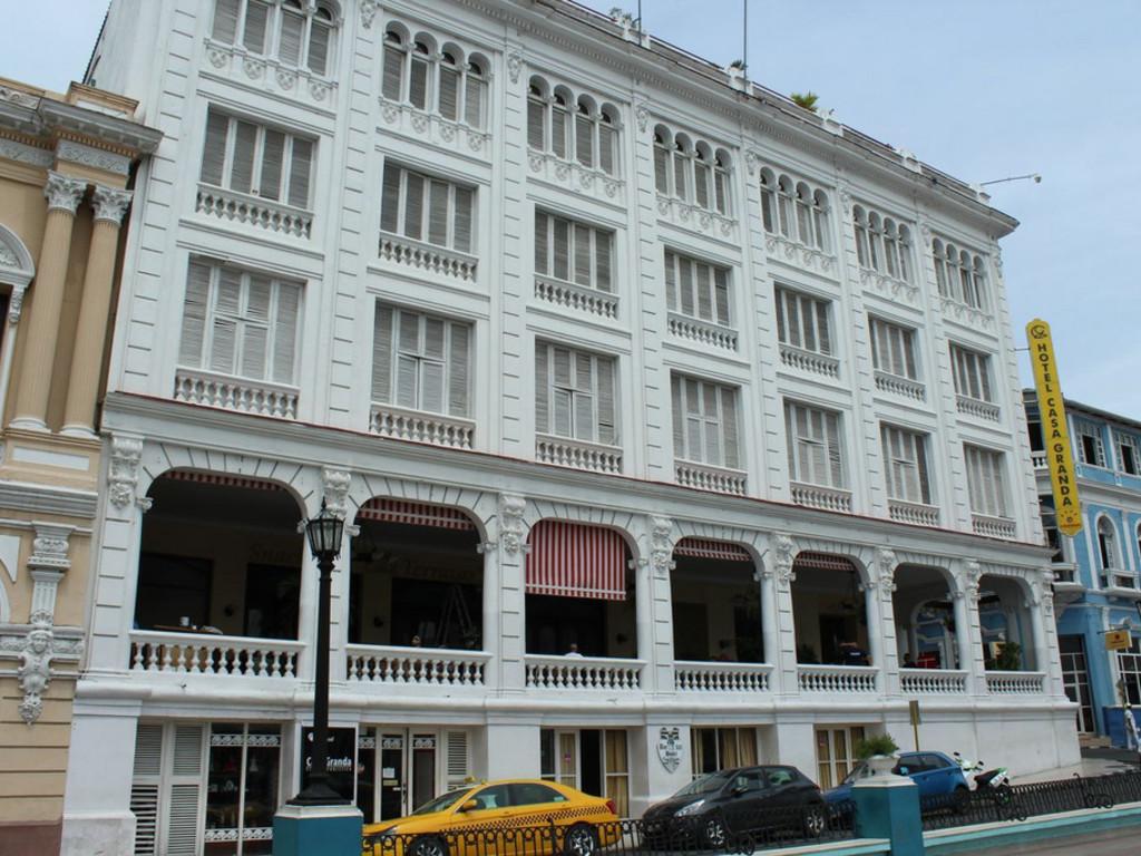 Hotel Casagranda *** in Santiago de Cuba