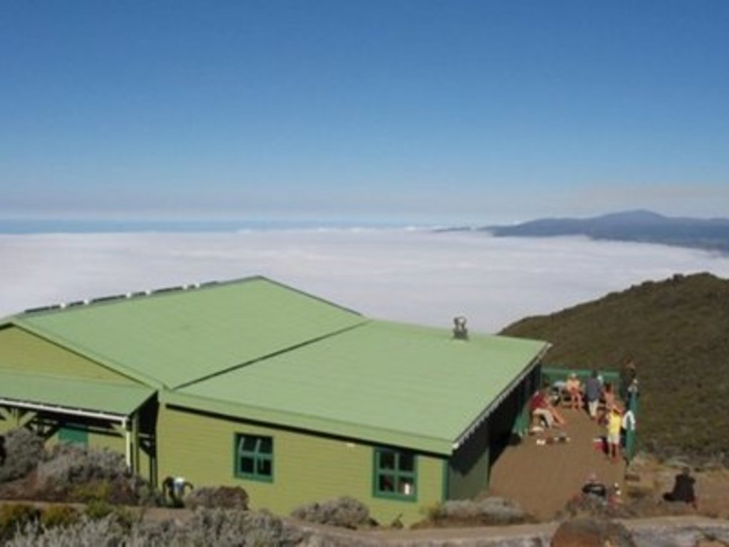 Berghütte Piton des Neiges