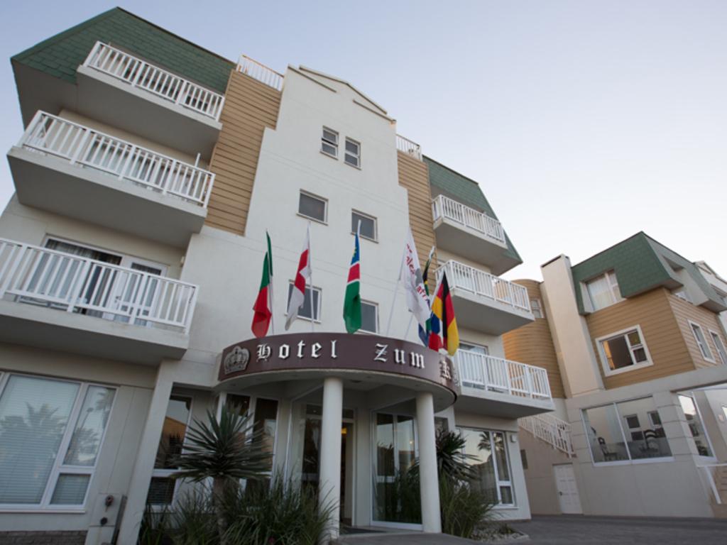 Hotel zum Kaiser **** in Swakopmund