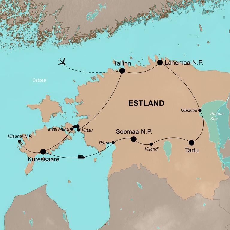 Estland – Nordisches Flair auf unentdeckten Pfaden