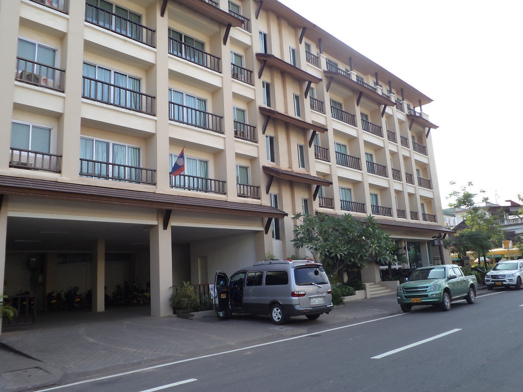 City Inn ***(*) in Vientiane