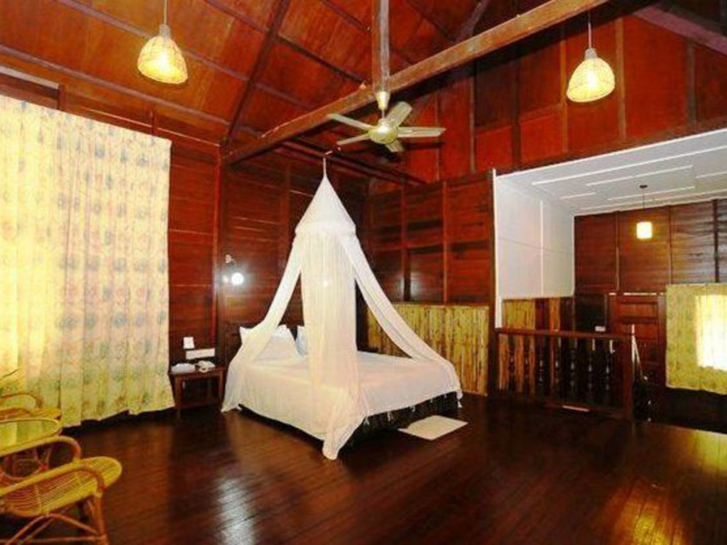 Bilit Rainforest Lodge *** in Sukau