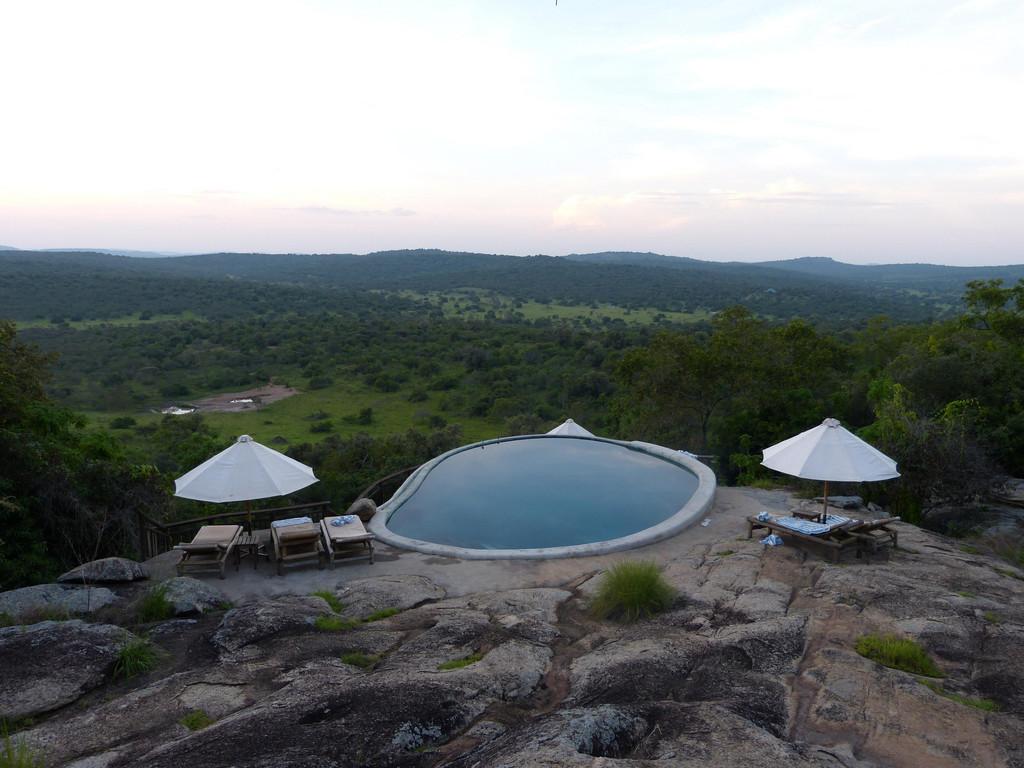 Mihingo Lodge **** in Tented Camps am Lake Mburo-Nationalpark