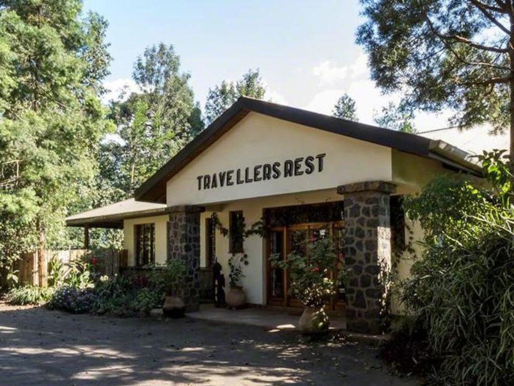 Travellers Rest ** in Kisoro