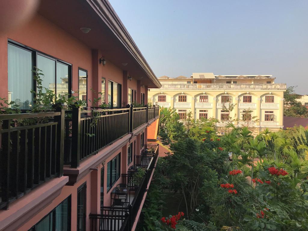 Hotel Kouprey*** in Siem Reap