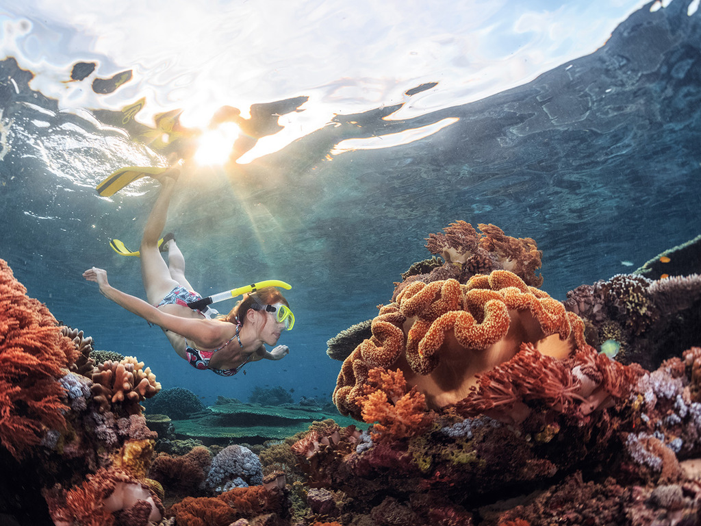 """Seram (Sawai) – Pulau Tujuh – Seram (Ora Beach): Schnorcheln bei den """"Sieben Inseln"""""""