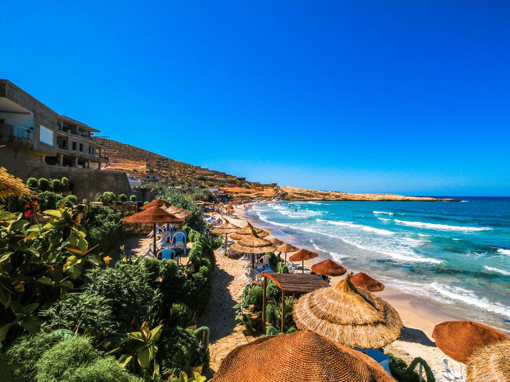 Hammamet – Tunis – Rückflug: Tag zur freien Verfügung, Transfer nach Tunis, Rückflug