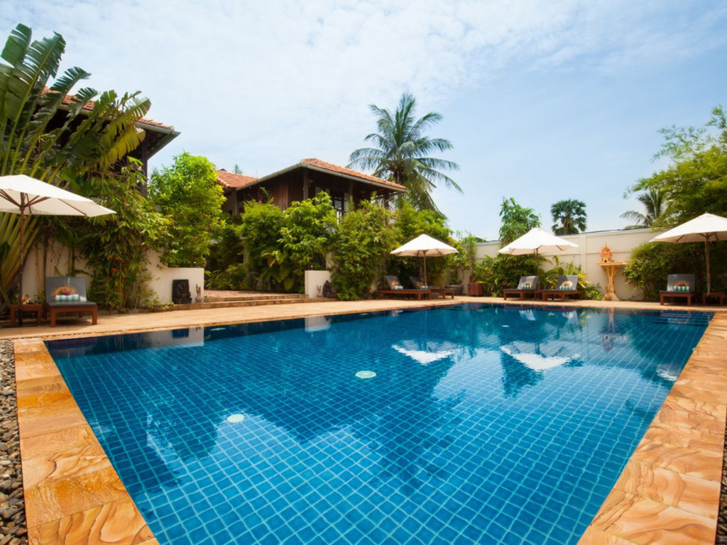 Hotel Bambu***(*) in Battambang