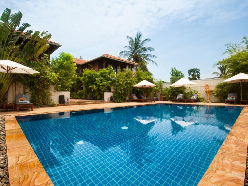 Hotel Bambu***(*) in Battambang