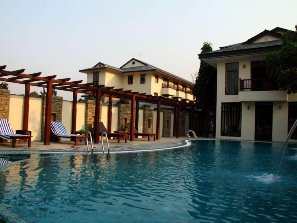 Atithi Resort **** in Pokhara