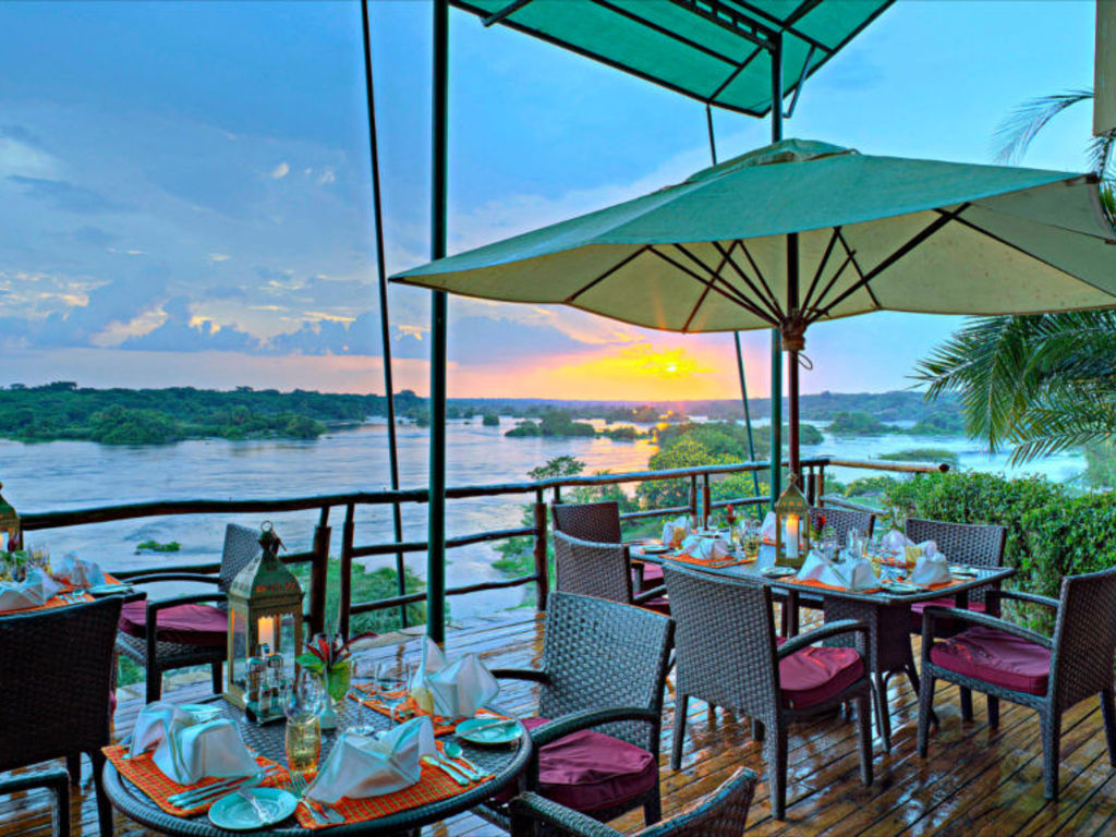 Chobe Safari Lodge **** im Murchison Falls-Nationalpark