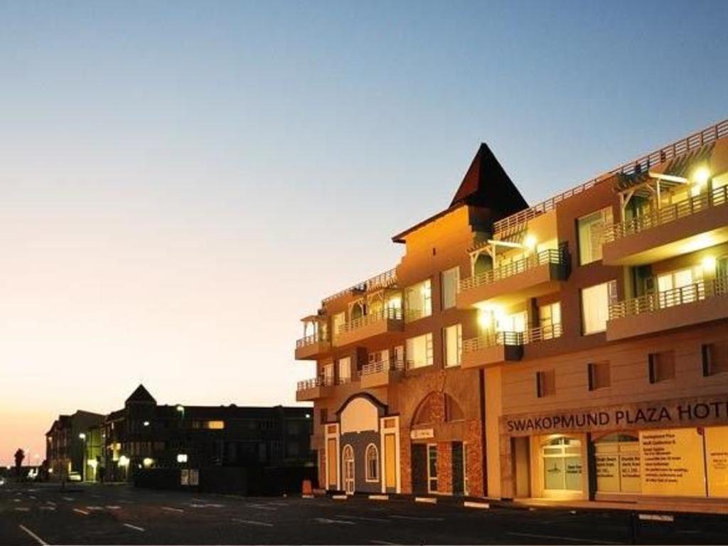 Swakopmund Plaza Hotel ***(*) in Swakopmund