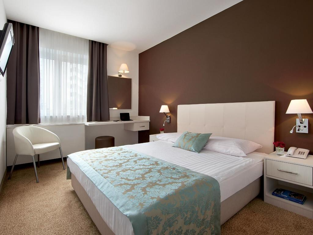 Hotel Jadran*** in Zagreb