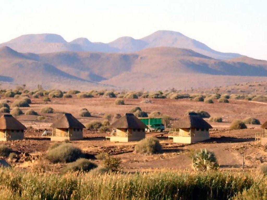 Palmwag Lodge *** im Damaraland