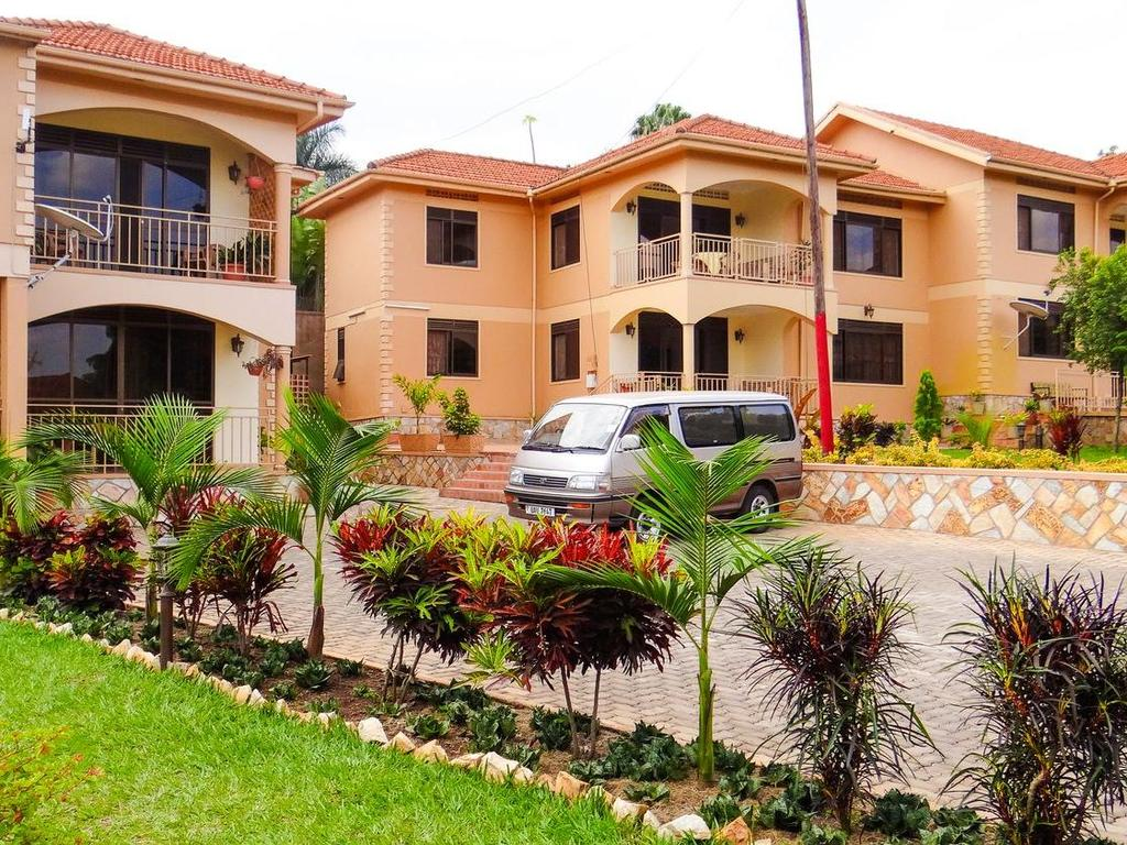 Apricot Guest House *** in Kampala