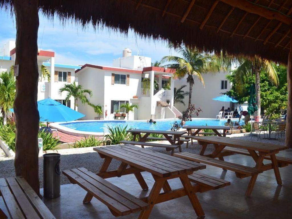 Hotel Gota de Sal *** in Puerto Morelos