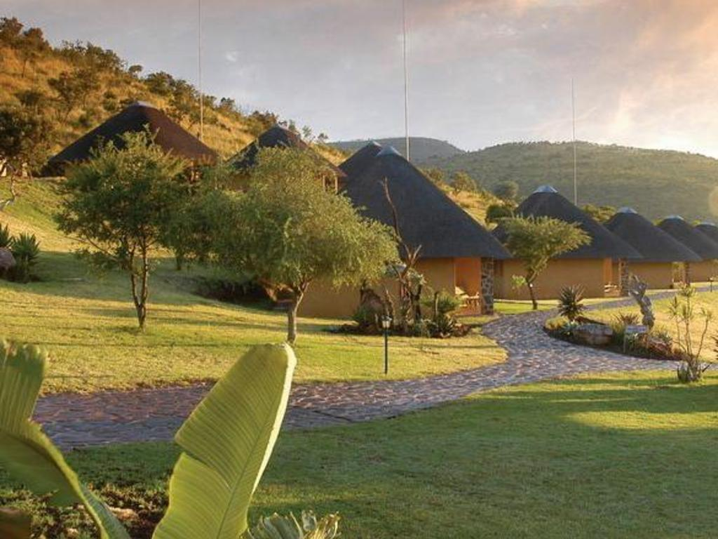 Hannah Game Lodge **** in der Limpopo Region