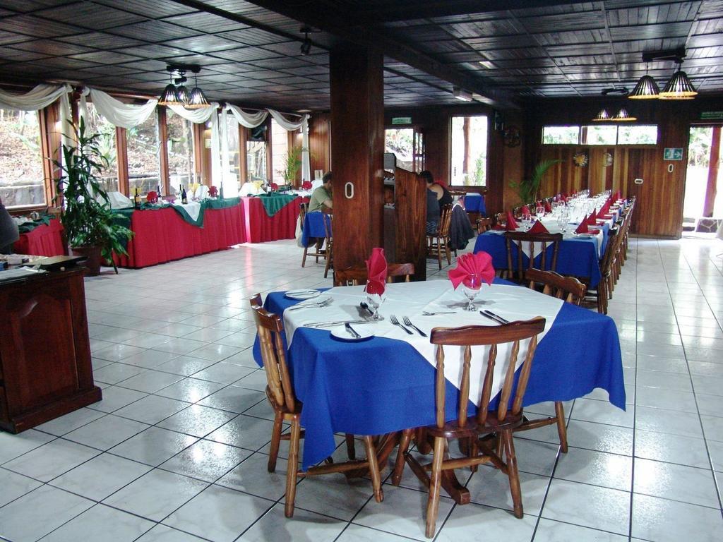 Hotel Heliconia *** in Monteverde