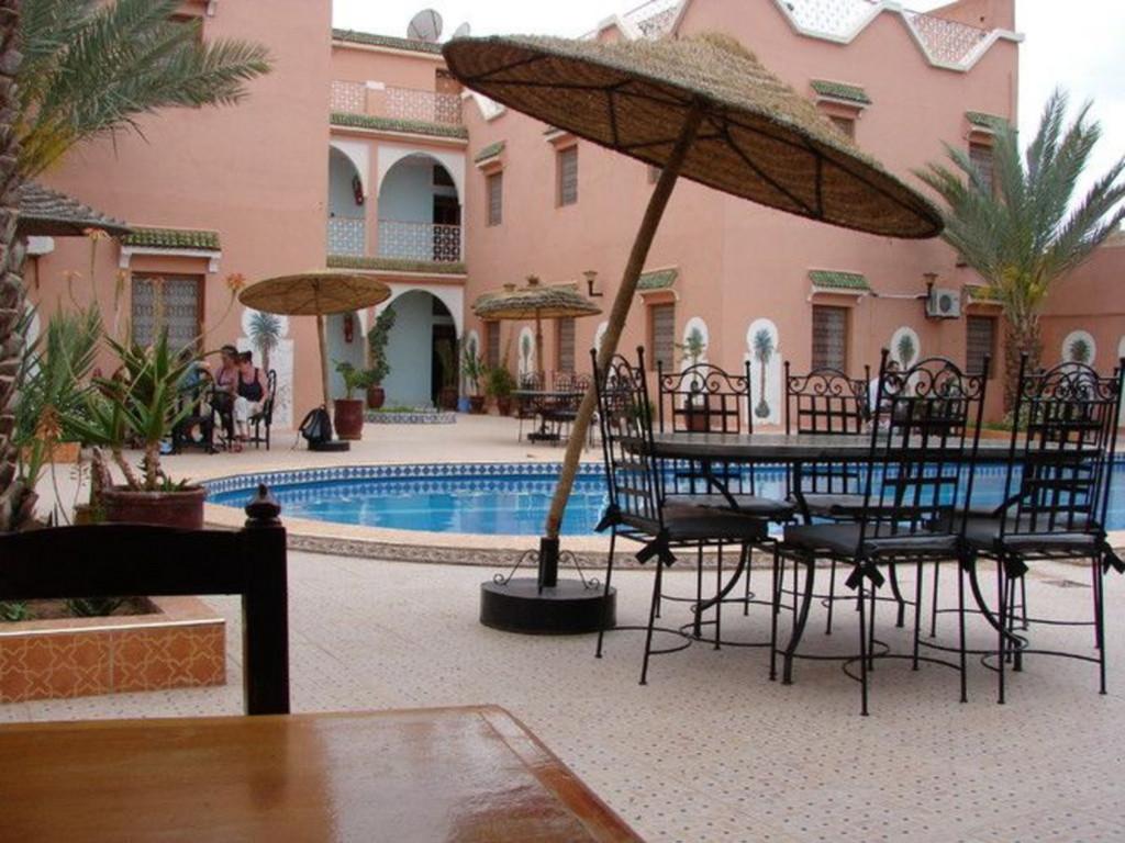 Hotel Les Jardins de Ouarzazate *** in Ouarzazate