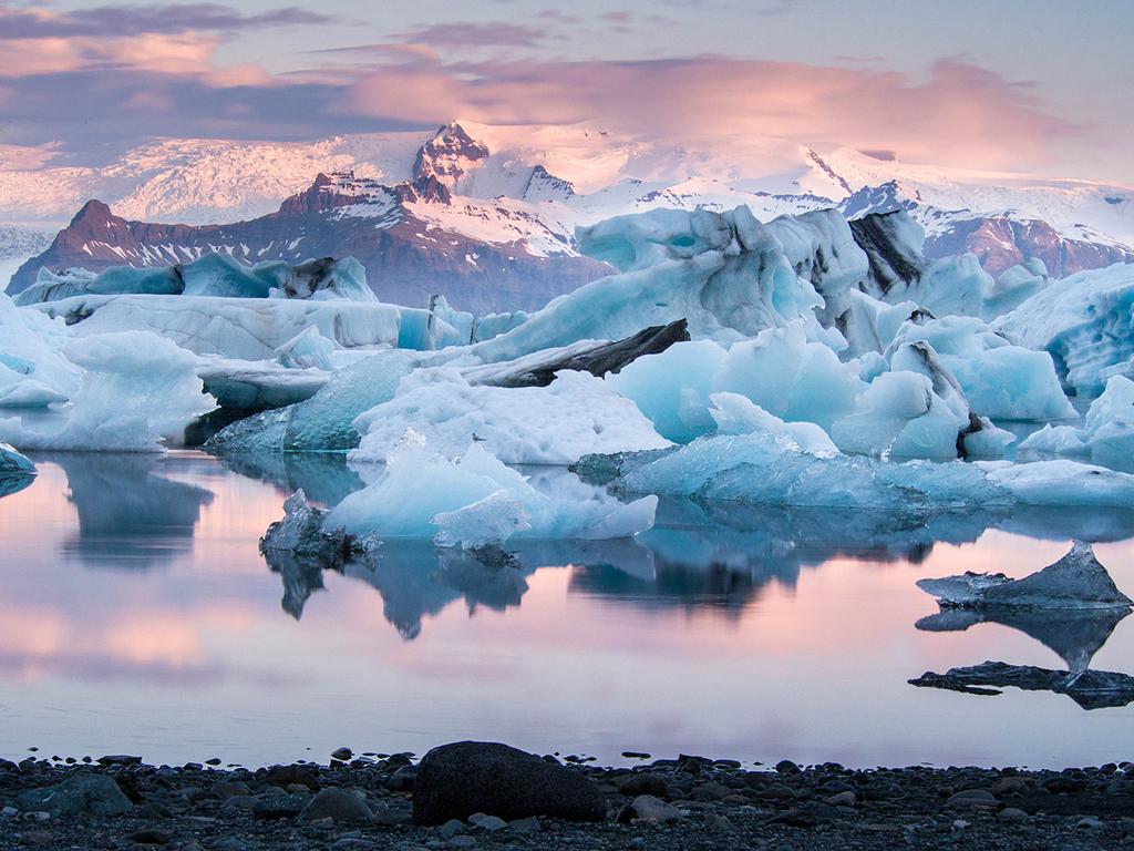 Skaftafell – Jökulsárlón – Fáskrúðsfjörður: Gletscherlagune Jökulsárlón, Panoramafahrt entlang der Ostfjorde